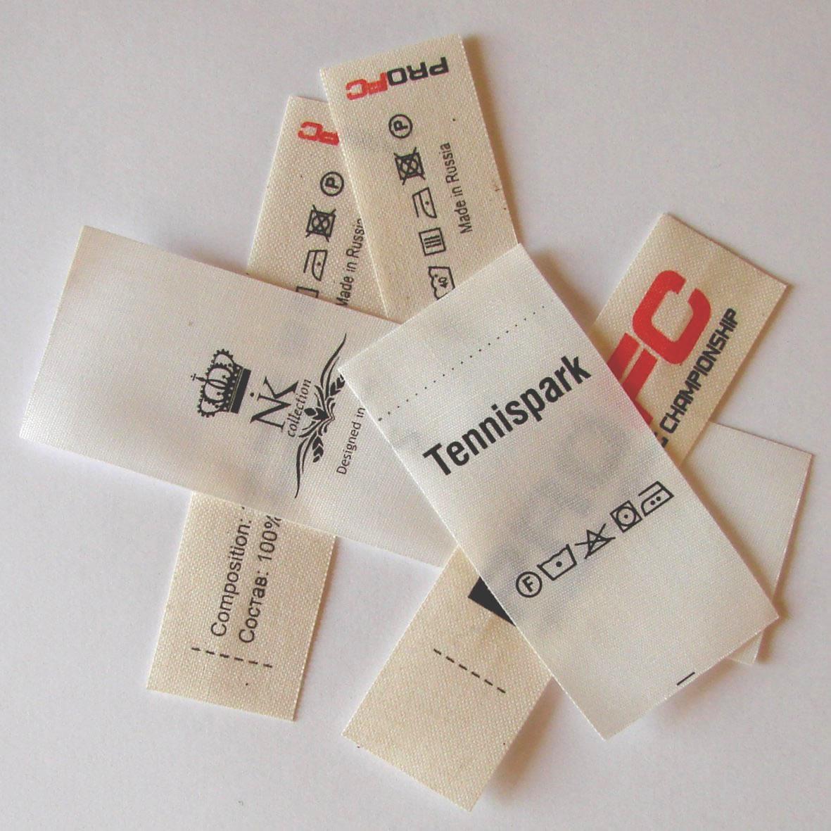 Этикетки на технологию изготовления лф